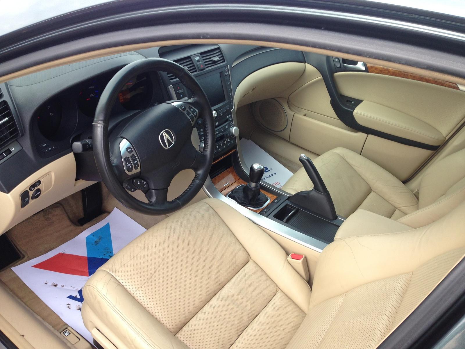 2005 Acura Tl Interior Pictures Cargurus