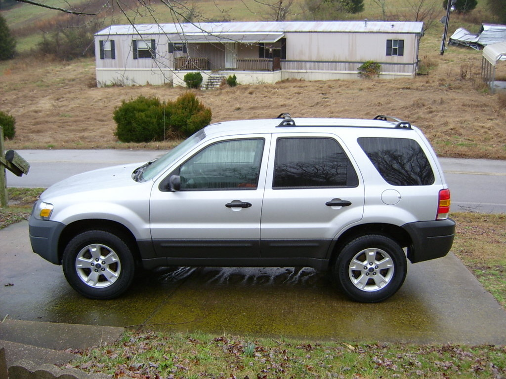 2005 ford escape xlt sport 4wd picture exterior. Cars Review. Best American Auto & Cars Review