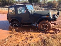 1976 Jeep CJ5 Overview