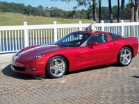 2005 Chevrolet Corvette Coupe, My other car is a Corvette, exterior