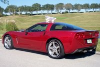 2005 Chevrolet Corvette Coupe, Heartbeat of America, exterior