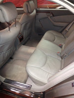 Picture of 2003 Mercedes-Benz S-Class S430 4MATIC, interior
