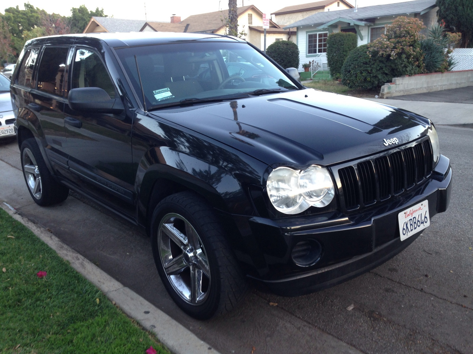 picture of 2005 jeep grand cherokee laredo exterior. Black Bedroom Furniture Sets. Home Design Ideas