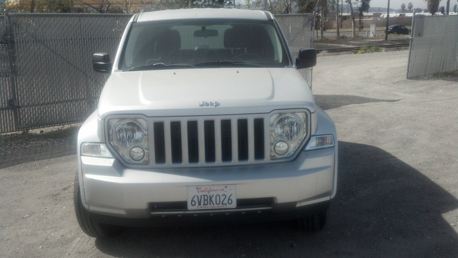 picture of 2012 jeep liberty sport 4wd exterior. Black Bedroom Furniture Sets. Home Design Ideas
