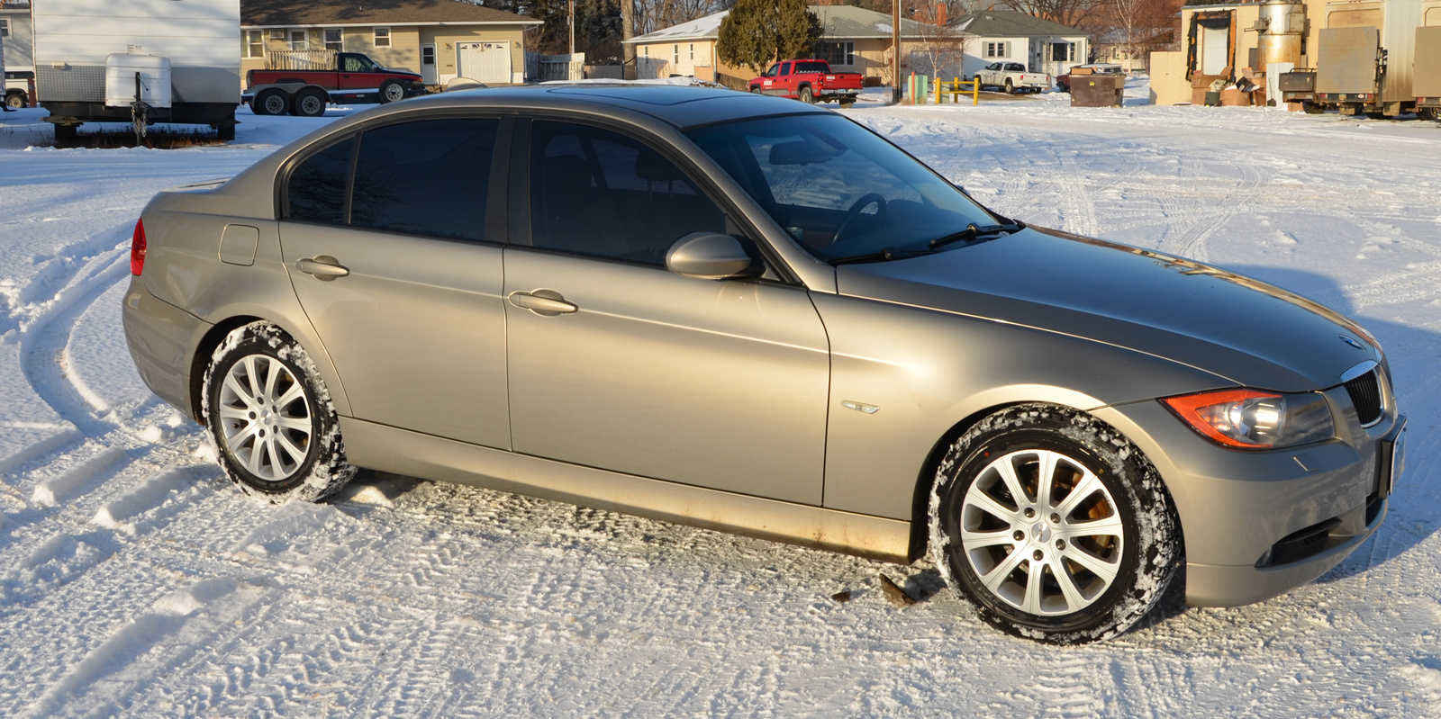 picture of 2007 bmw 3 series 328xi exterior. Black Bedroom Furniture Sets. Home Design Ideas