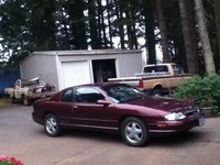 Picture of 1996 Chevrolet Monte Carlo 2 Dr LS Coupe, exterior