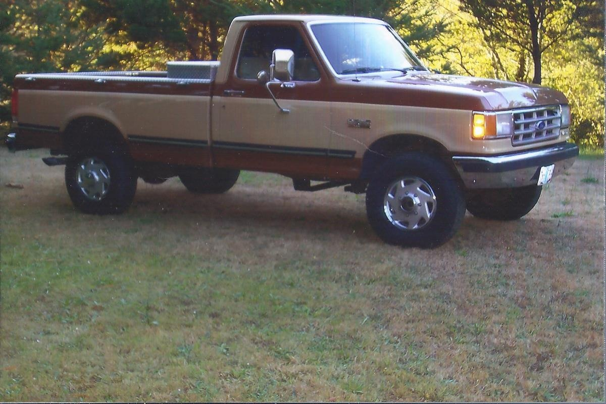 Picture of 1987 Ford F-250 XLT Standard Cab 4WD LB, exterior