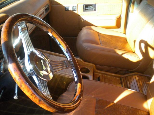 1979 Chevrolet Blazer - Interior Pictures - CarGurus