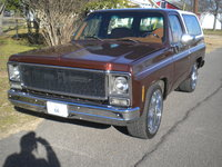 Picture of 1979 Chevrolet Blazer, exterior