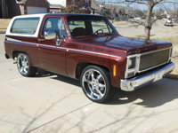 1979 Chevrolet Blazer Overview