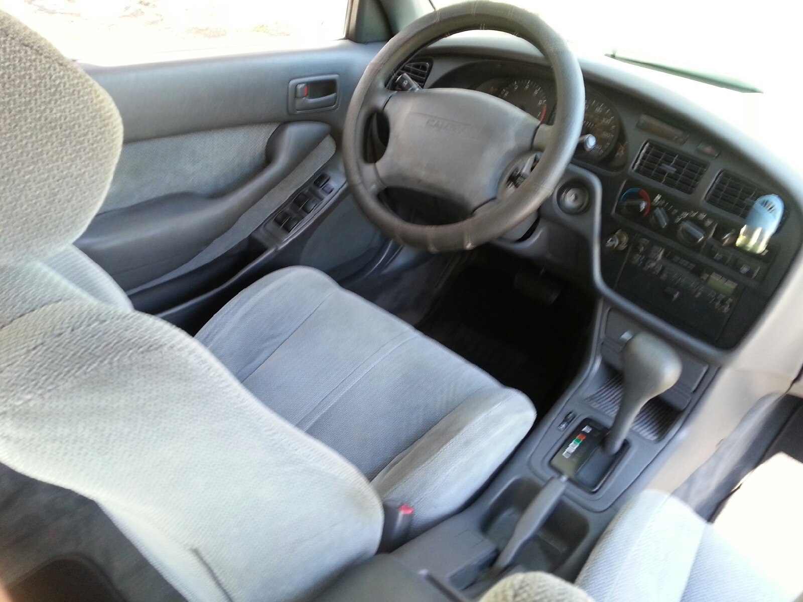 1994 Toyota Camry Pictures Cargurus