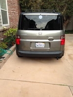 Picture of 2007 Honda Element 2 Dr EX, exterior