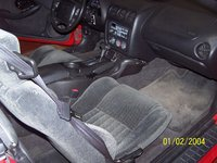 Picture of 2002 Pontiac Firebird Base, interior