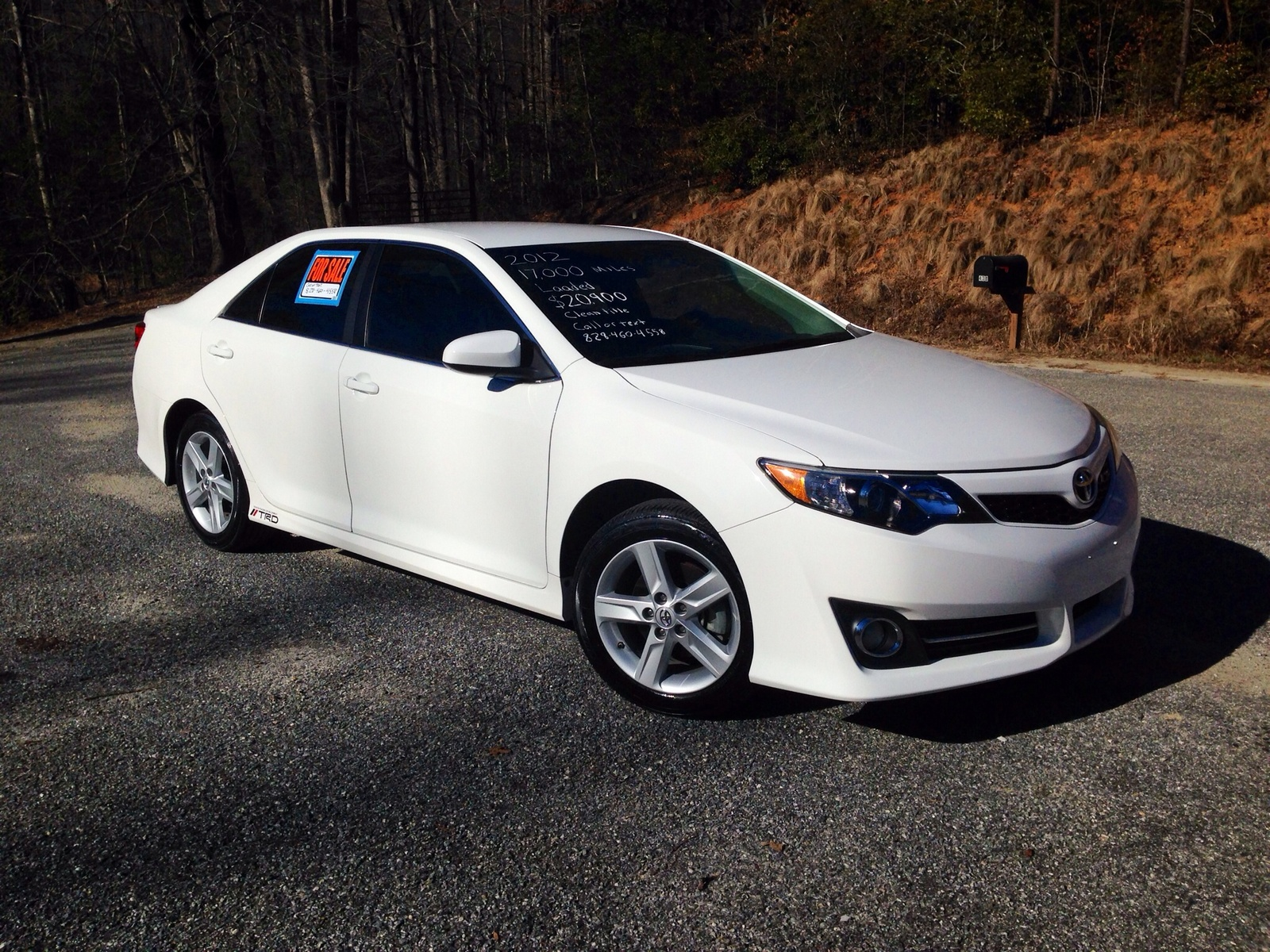 2012 Toyota Camry SE Sport Limited Edition 4dr Sedan In Whitman MA 800x533 · Toyota ...