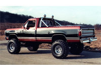 1981 Dodge Ram, this is my newst dodge i paid 7500.00 for it and boy is she a beauty, exterior