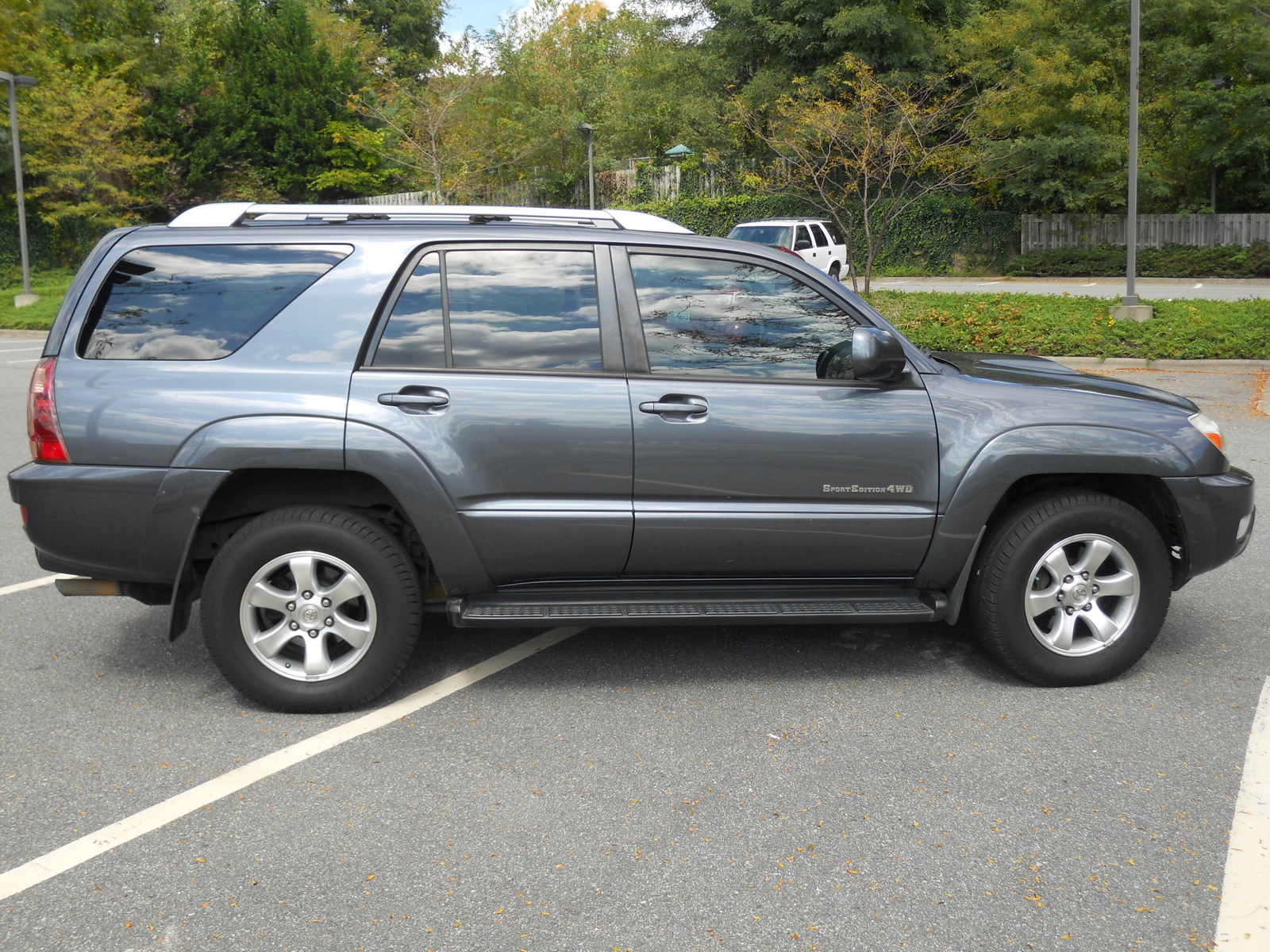 Picture of 2005 toyota 4runner sport edition v8 4wd exterior