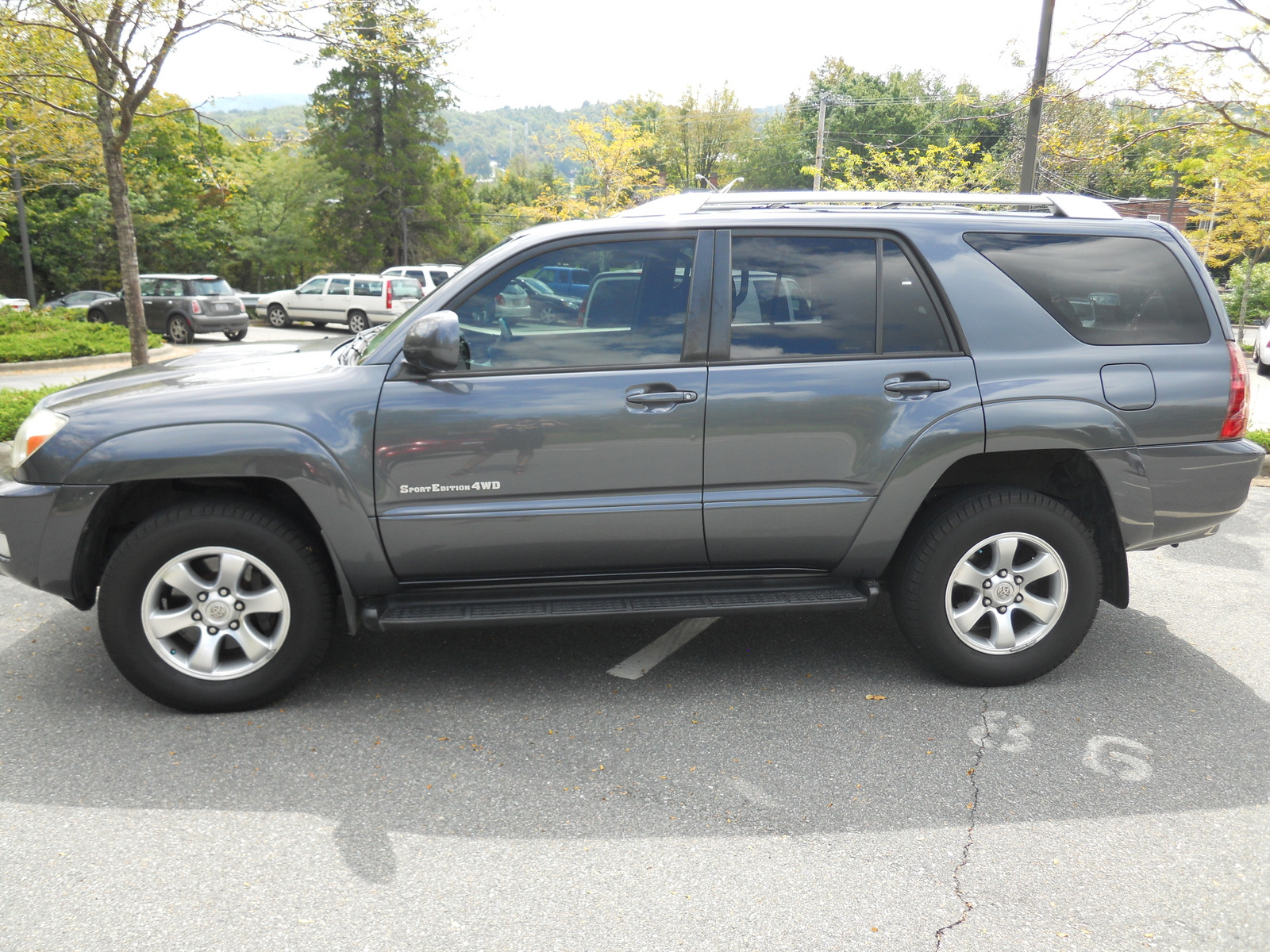 2000 Jeep Cherokee Sport 2005 Toyota 4Runner - Pictures - CarGurus