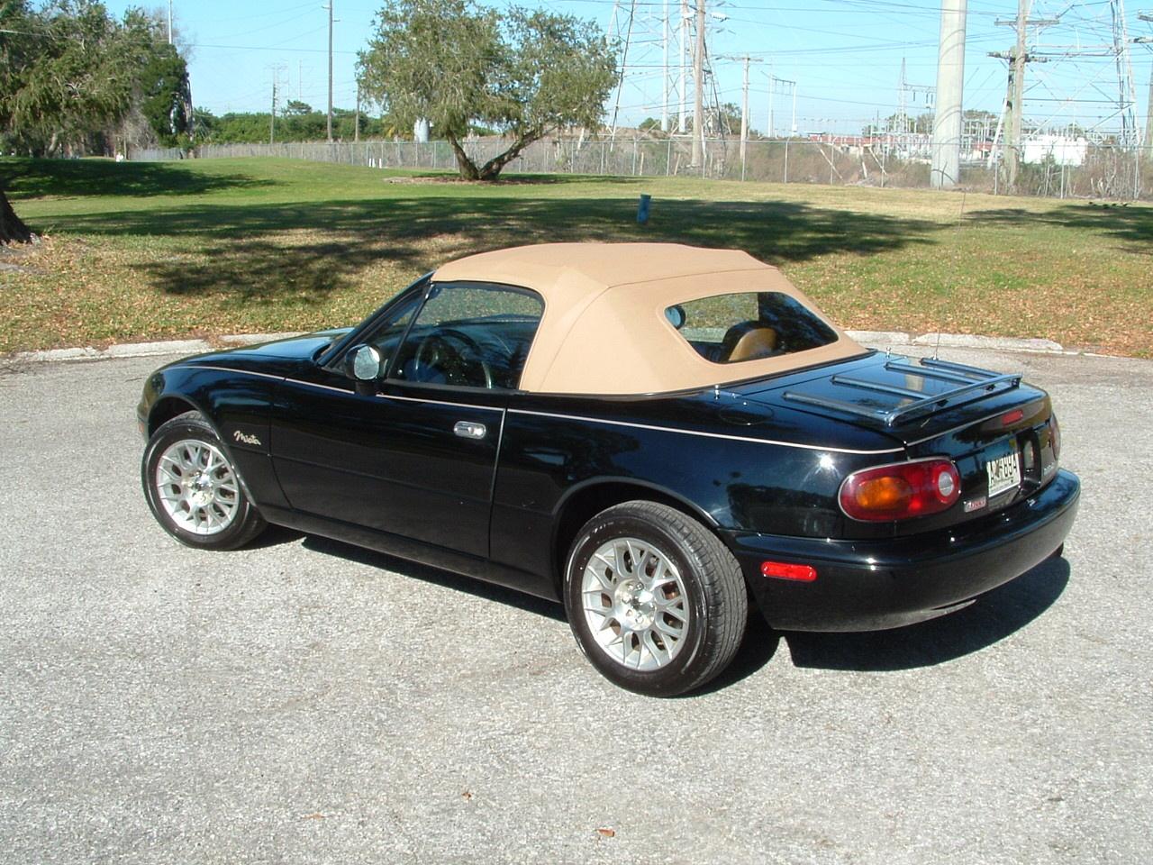 service manual  car engine manuals 1996 mazda miata mx 5 1998 Mazda Miata 1995 Mazda Miata