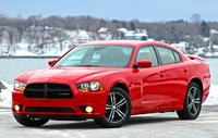 Front 3/4 of the 2014 Dodge Charger, exterior, gallery_worthy