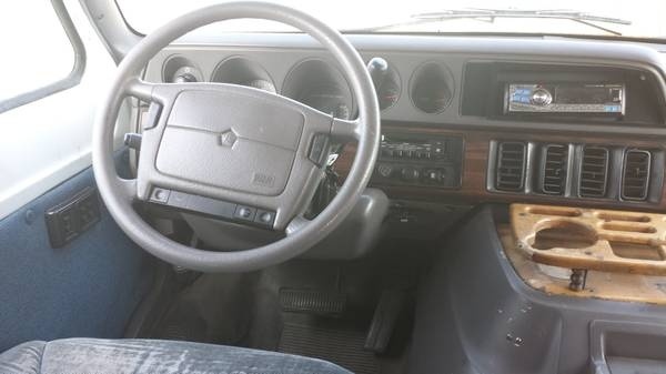 Picture Of 1997 Dodge Ram Van 3 Dr 3500 Maxi Cargo Extended