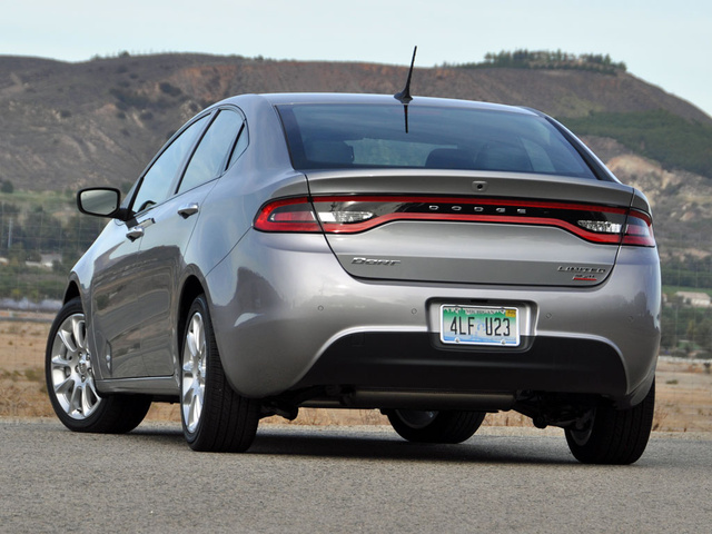 Dodge Dart Tire Size >> 2014 Dodge Dart Overview Cargurus