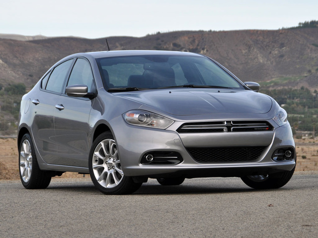 2014 Dodge Dart Overview Cargurus