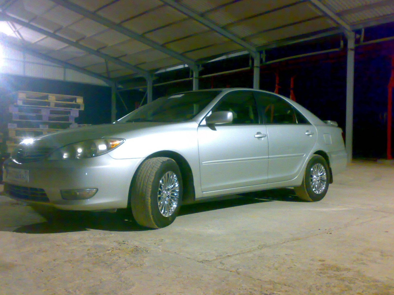 toyota camry questions i have toyota camry 2 4,2005 le and i havei have toyota camry 2 4,2005 le and i have a problem with the oxygen sensor or air mass sensor, could this be the reason for bad gear shifting,cause i have