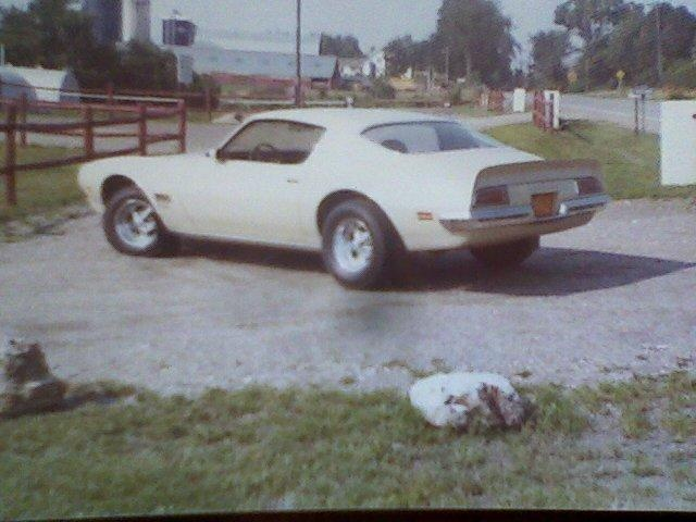 Picture of 1971 Pontiac Firebird