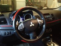 Picture of 2010 Mitsubishi Lancer GTS, interior, gallery_worthy