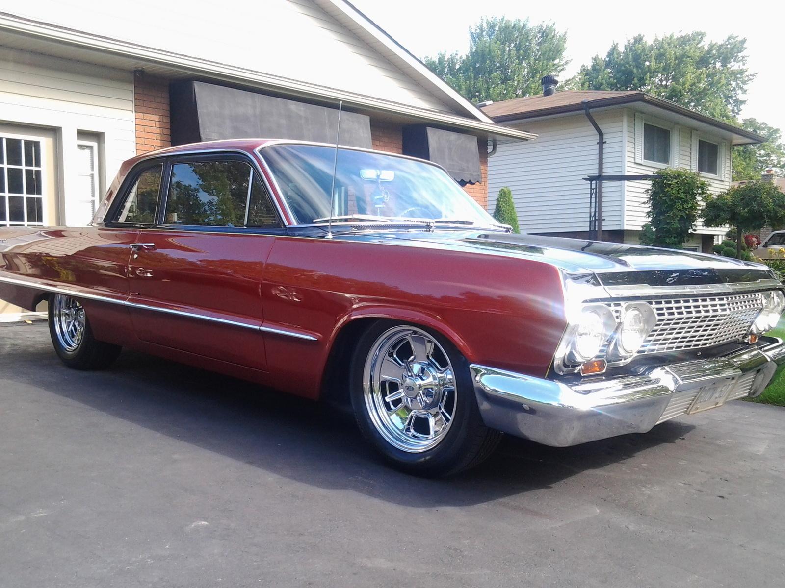 1963 Chevrolet Bel Air Overview Cargurus 1966 Value