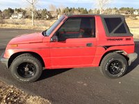 Picture of 1994 Geo Tracker 2 Dr STD 4WD Convertible, exterior