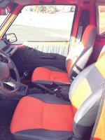 Picture of 1994 Geo Tracker 2 Dr STD 4WD Convertible, interior