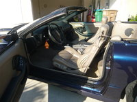 Picture of 2002 Pontiac Firebird Trans Am Convertible, interior