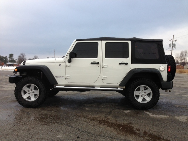 picture of 2008 jeep wrangler unlimited x 4wd exterior. Cars Review. Best American Auto & Cars Review