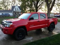 Picture of 2005 Toyota Tacoma 4 Dr V6 4WD Crew Cab SB, exterior, gallery_worthy