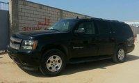 2011 Chevrolet Suburban LT 1500, chevy suburban LT 2011