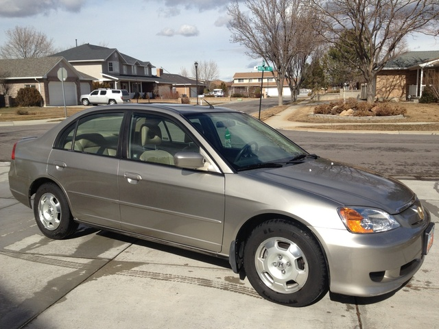 Picture of 2003 Honda Civic Hybrid FWD