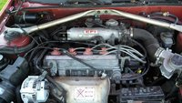 Picture of 1989 Toyota Celica GT-S convertible, engine