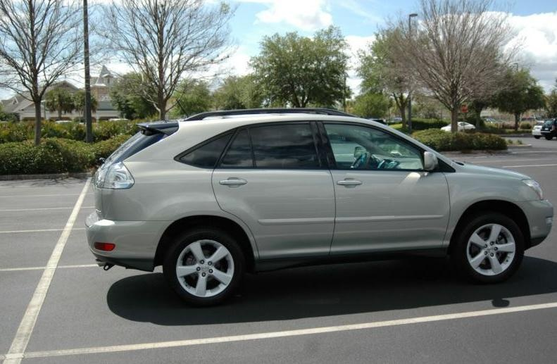 What s your take on the 2005 lexus rx 330