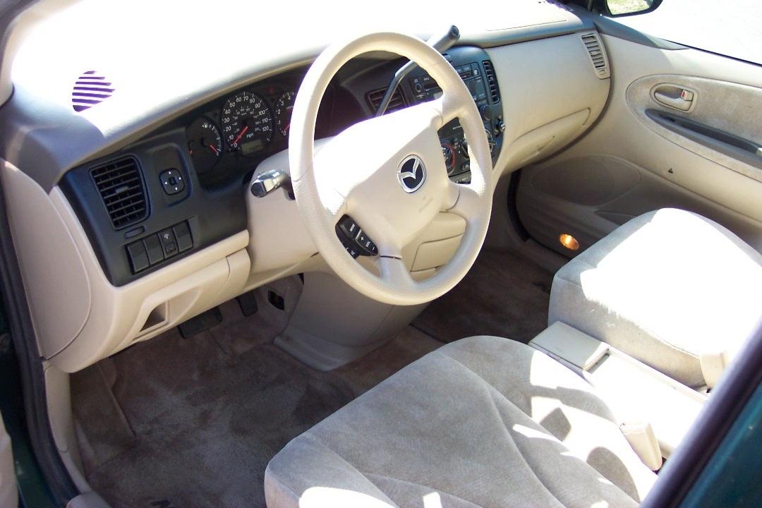 service manual  replace fuse for a 1989 mazda mpv interior