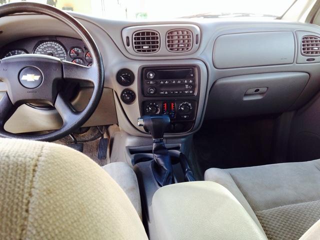 2009 Chevrolet Trailblazer Interior Pictures Cargurus