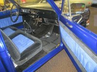 1978 Datsun 620 Pick-Up picture, interior