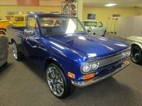 1978 Datsun 620 Pick-Up Overview