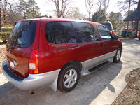 2001 Nissan Quest Overview
