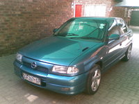 1997 Opel Astra Overview