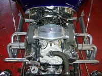 1923 Ford Model T picture, engine