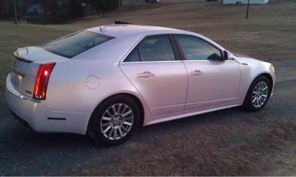 Cadillac Cts Questions 2010 Cadillac Cts Mileage 180 000 For