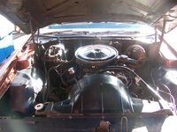 1969 Pontiac Grand Prix picture, engine