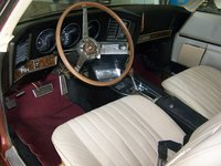 1969 Pontiac Grand Prix picture, interior