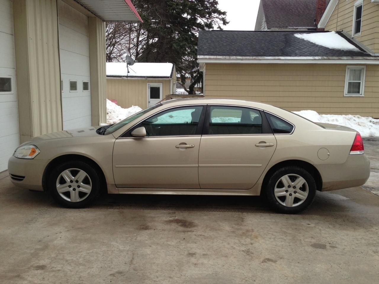 2010 Chevrolet Impala ...